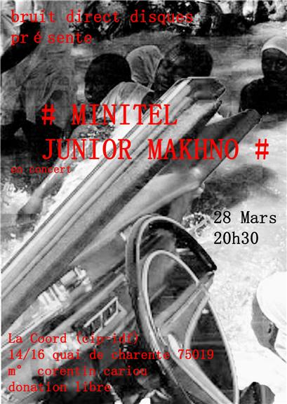 concert minitel et makhno